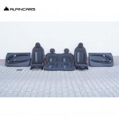 MINI F56 JCW John Cooper Works Innenausstatung Sitze Seats Interior 11888km DAE1