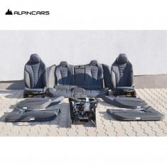 BMW G16 8GC tapicerka fotele środek individual
