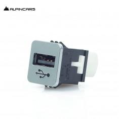 BMW G11 G12 USB Original gebraucht buchse schaltbar socket / USB socket  9229294