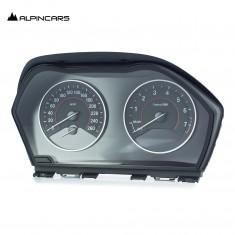 BMW  F20  F21  F22  F23  6WA SPORT Line Instrumentenkombi I- Kombi benzin 201 km