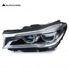 BMW G05 X5 Laser LED Scheinwerfer links komplett headlight left LL LHD  complete