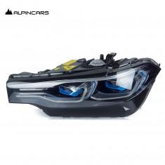 BMW G07 X7 Laser LED Scheinwerfer links komplett headlight left LL LHD  complete