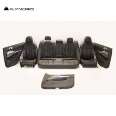 BMW G31 Innenausstatung Komfort Sitze Seats Interior Leather nappa mocca BR62681