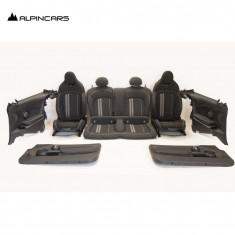 BMW F56 JCW Works tapicerka fotele środek