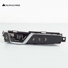 BMW X G01 G08 25iX Bedieneinheit Mittelkonsole PDC switch Operating unit 6993933