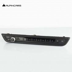 BMW 1er F40 116d 118i 120dX  Bedieneinheit schwarz audio operating unit  7949339