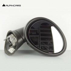 MINI R60 R61 lusterko prawe czarny połysk