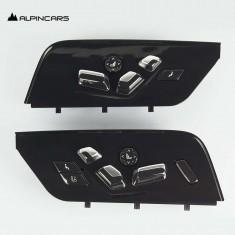 BMW 7' G12 750LiX 4.4 Schalter  Sitzverstellung links und recht  9302925 9302926