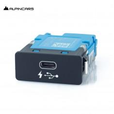 BMW F48 G11 G12 G14 G15 I01 G20 Original USB Buchse schaltbar/USB socket 8711939