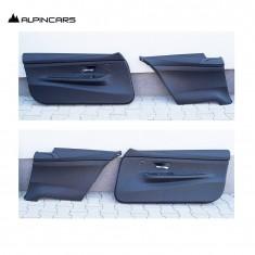 BMW  F82 M4 CS ORIGINAL Innenausstatung Sitze Seats Merino Schwarz black AB99666
