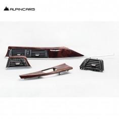 BMW 3' F30 F31 F32 F34 F35 F36 F83 Blenden I-Tafel Accent Strips Dashboard Trims