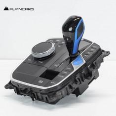 BMW G14 G15 G16 Przełącznik zmiany biegów z panelem radia