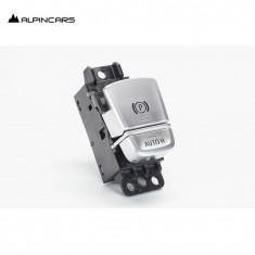 BMW G11 G12 7er Schalter Parkbremse Blende AUTO HOLD parking brake swich 6847013