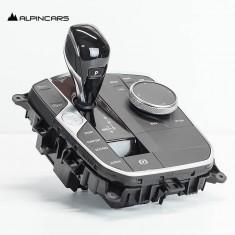 BMW F91 F93 M8 F95 X5M F96 Gangwahlschalter Gear selector switch GWS LHD 9500641