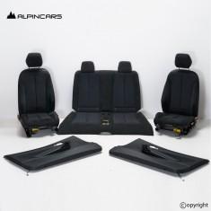 BMW F48 X1 LHD M Innenausstatung Sitze Seats Interior Hexagon Alcantara  3F04711