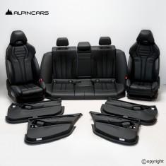 BMW  F90 M5 G30 M Sitze Innenausstatung Leder seats Interior merino  silverstone