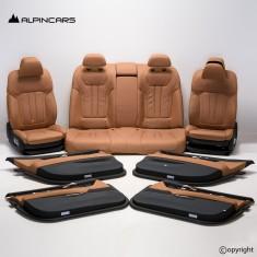 BMW G12 7er LHD Innenausstatung Komfort Sitze Seats Interior canberra US G497957