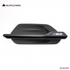 BMW F87 M2 Ziergitter schwarz hochglänzend grille black high gloss left  2407179