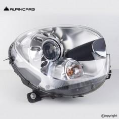 MINI  R55 R56 R57 R58 BI XENON Scheinwerfer rechts headlight right complete  ECE