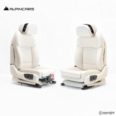 BMW F06 M6 US Innenausstatung Sitze Seats Interior Leder I-Tafel COHIBA  G437299