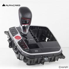 BMW F91 F93 M8 F95 X5M F96 Gangwahlschalter Gear selector switch GWS LHD 8092625
