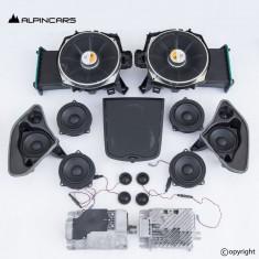 BMW G01 X3 F97 X3M HK Harman Kardon Lautsprecher Satz amp audio speaker set ALEV
