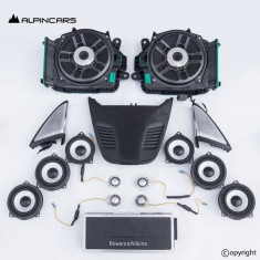 BMW F90 G30 BW Bowers Wilkins Lautsprecher Satz amplifier audio speaker set S6F1