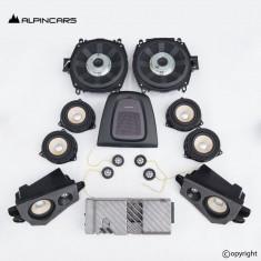 BMW F15 X5 F85 X5M BO Bang Olufsen Lautsprecher Satz amp audio speakers  0U30532