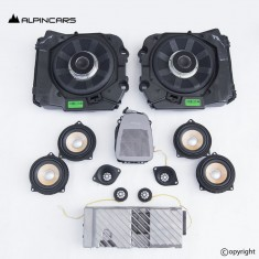 BMW F12 6er cabrio BO Bang Olufsen Lautsprecher Satz amp audio speaker  set S6F2