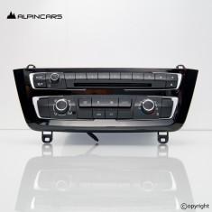 BMW 3' 4' F30 F31 F32 F33 F34 Klimabedienteil AC Panel Klimautomatik Basic ECE 9358939