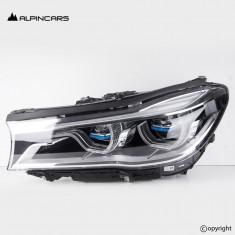 BMW 7 G11 G12 Laser LED Scheinwerfer links komplett headlight left LHD complete