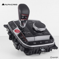 BMW 8er F91M8 S63M Gangwahlschalter Gear iDrive selector switch GWS LHD  9500385