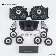 BMW 7er G11 G12 Bowers Wilkins Lautsprecher Satz amplifier audio speaker set id6