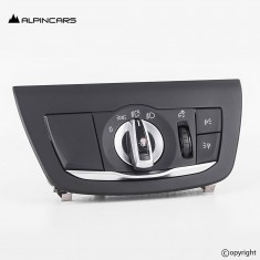 BMW X' G01 F97  Bedieneinheit Licht Schalter Light control panel switch  9472963