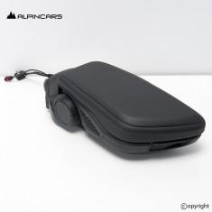 BMW F39 X2 Mittelarmlehne schwarz armrest black yellow wireless charger  6991547
