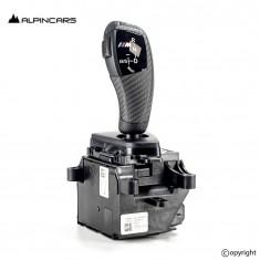 BMW 1' 2' 3' 4 F20 F21 F34 F36 Gangwahlschalter Carbon Gear selector GWS 9296896