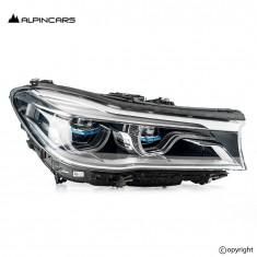 BMW 7er G11 G12 Laser Scheinwerfer links komplett LL headlight left LHD complete