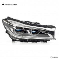 BMW 7 G11 G12 Laser Scheinwerfer rechts komplett LL headlight right LHD complete