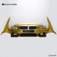 BMW F80 M3 drzwi prawy przód Austin Yellow B67
