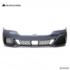 BMW 5er G30 G31 LCI LIFT ECE front bumper phytonic blue