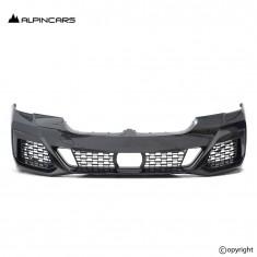 BMW 5er G30 G31 LCI LIFT ECE front bumper black