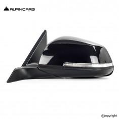 BMW F21 F22 F23 Original Outside mirror Left black-sapphire metallic
