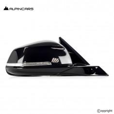 BMW F21 F22 F23 F87 Original Outside mirror Right black-sapphire metallic