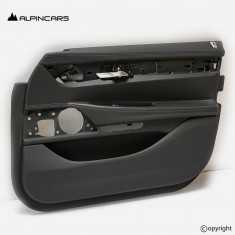 BMW G11 G12 door panel Leather nappa black