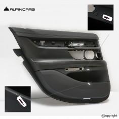 BMW G12 tapicerka drzwi lewy tył nappa