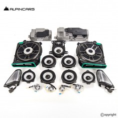 BMW G11 G12 7 BW Bowers Wilkins  High End Sound System ALEV4