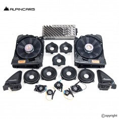 BMW 4er F32 HK Harman Kardon amp audio speaker set S688