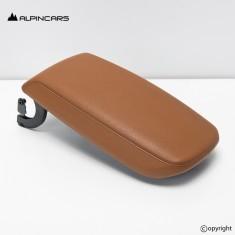 BMW F25 X3 F26 X4 Armrest Nevada saddle brown