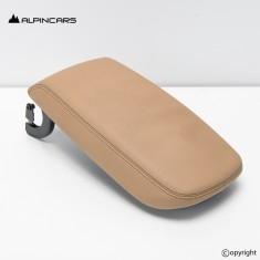 BMW F25 X3 F26 X4 Armrest Leather Savannabeige