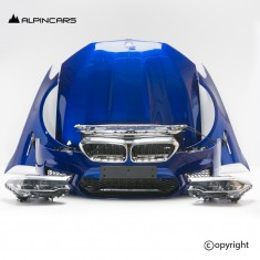 BMW F90 M5 front package Marina Bay Blau C1K